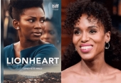 "Keri Washington congratulates Genevieve Nnaji on her movie ""Lionheart"""