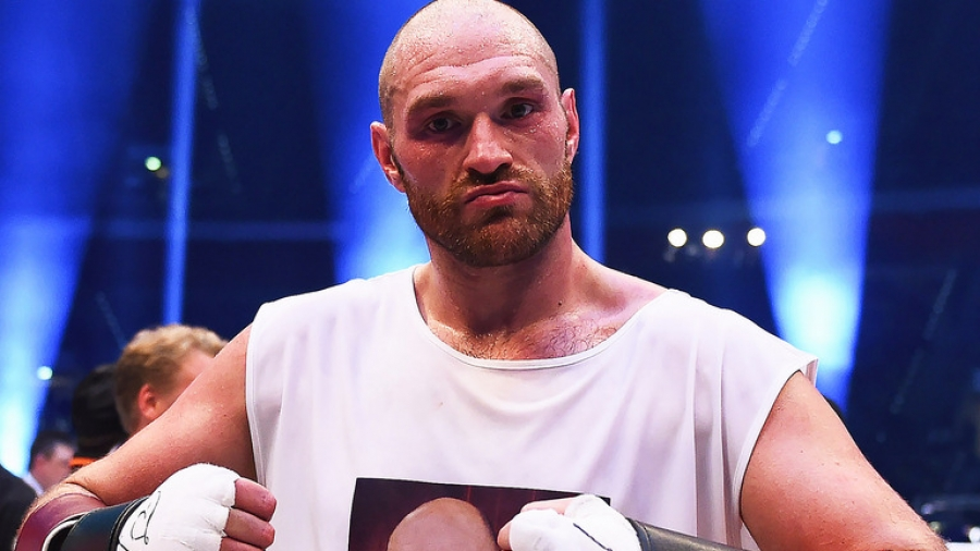 Tyson Fury responds to call-out by Anthony Joshua