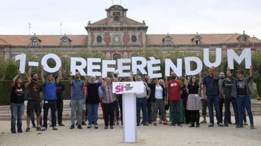Spain Catalonia: Court blocks independence referendum