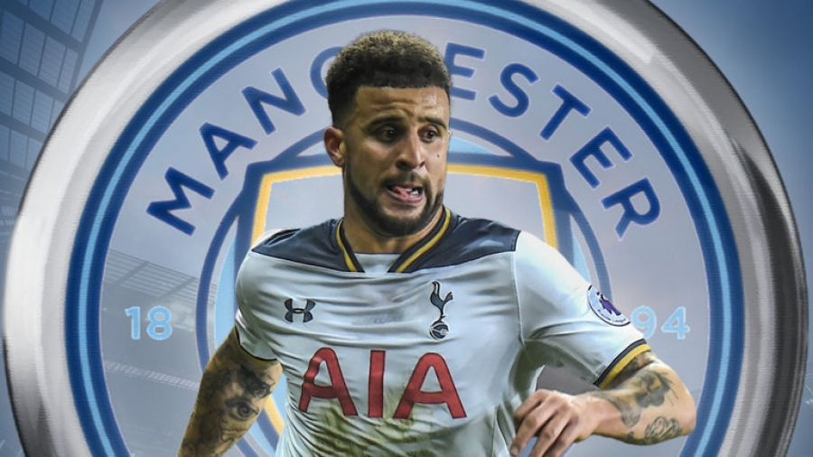What will Kyle Walker offer Manchester City? We check the stats...