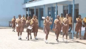 Candidates mark end of 2018 BECE with jubilation