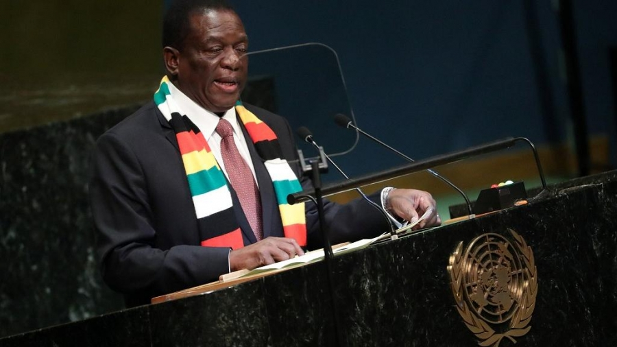 Zimbabwe:Mnangagwa to consider voting rights for Zimbabweans in diaspora