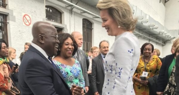 I want to build Africa's most business-friendly economy – Nana Addo