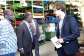Agric minister woos Czech investors