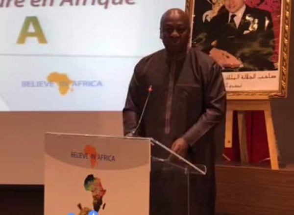Mahama charges African gov'ts to empower women for increased productivity