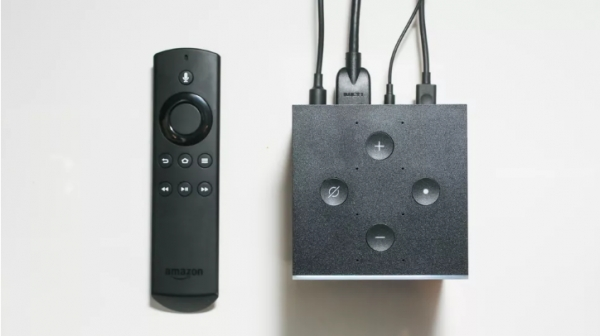 Fire TV Cube: Amazon's new bid at smart-home simplicity