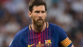 Lionel Messi could leave Barcelona next summer on a free transfer, says Terry Gibson
