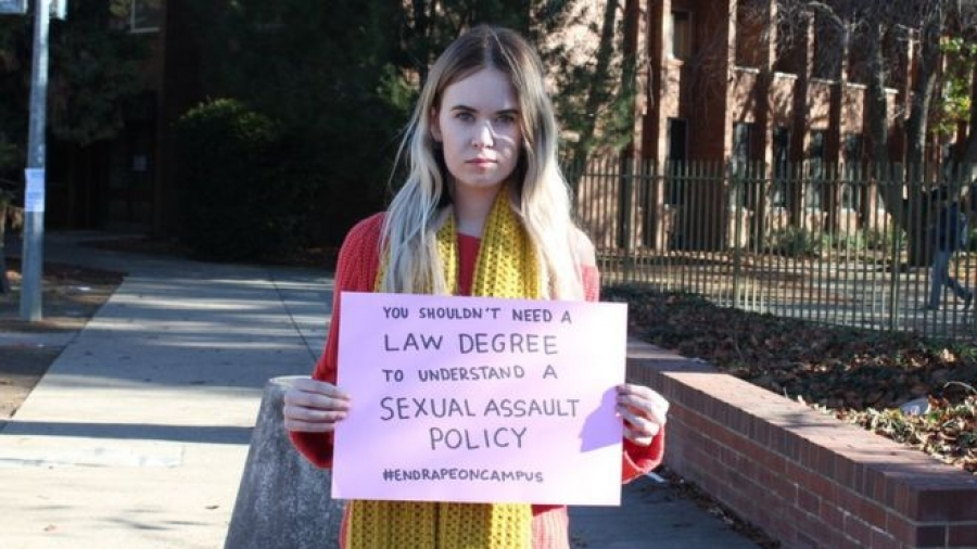 Half of all Australian university students 'harassed'