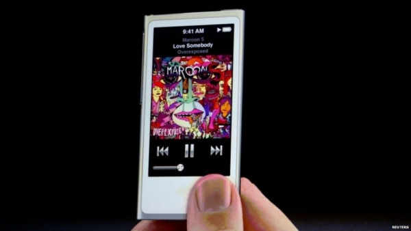 Apple to discontinue iPod nano and shuffle