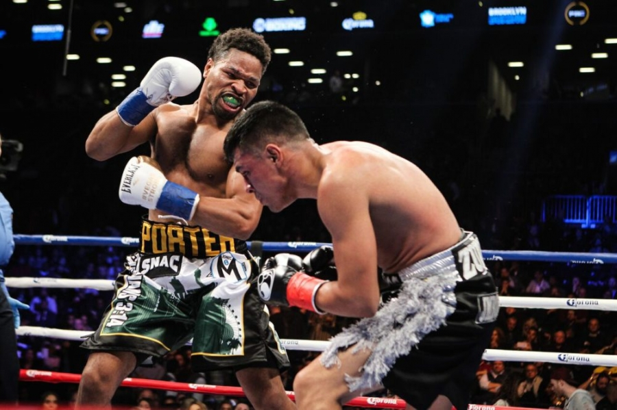 One-Sided Referee Saved Shawn Porter In Our Fight: Granados