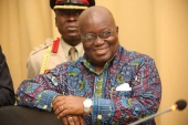 Free SHS is not about politics - Akufo-Addo