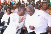 Don't demonise profit-oriented businesses – Former Prez Kufuor