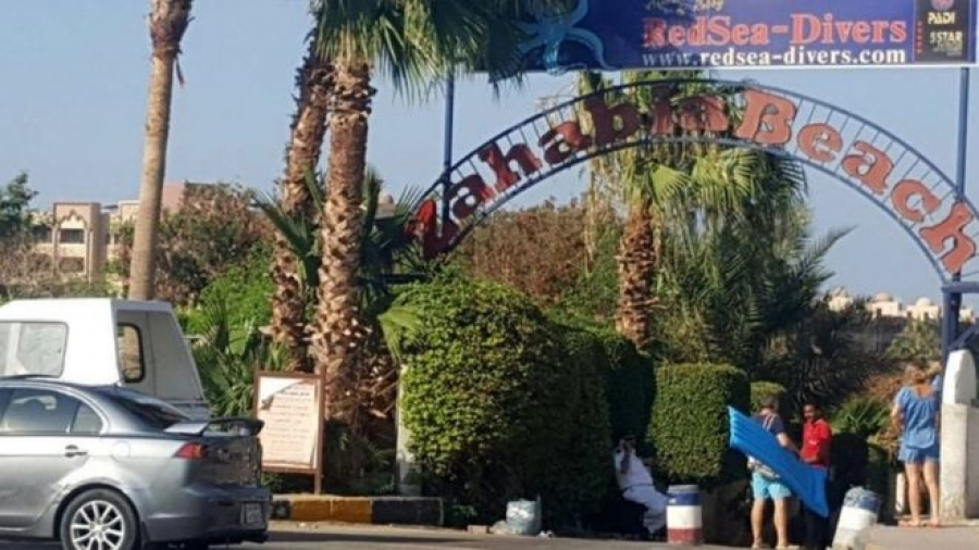 Egypt Hurghada stabbing: Two Germans killed at Red Sea resort