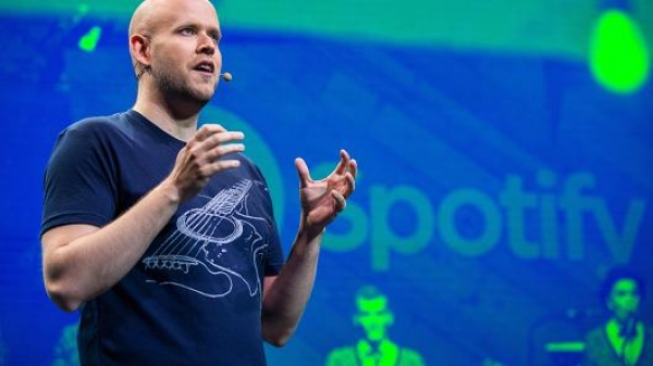 Spotify could be valued at $20 billion when it goes public and eventually hit $100 billion, study says