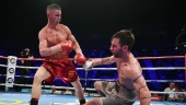 Eddie Hearn calls for investigation into judge who scored in favour of Lee Haskins in IBF title fight