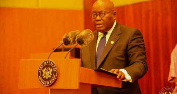 We're working to settle $ 2.4 bn Energy Sector debt – Nana Addo