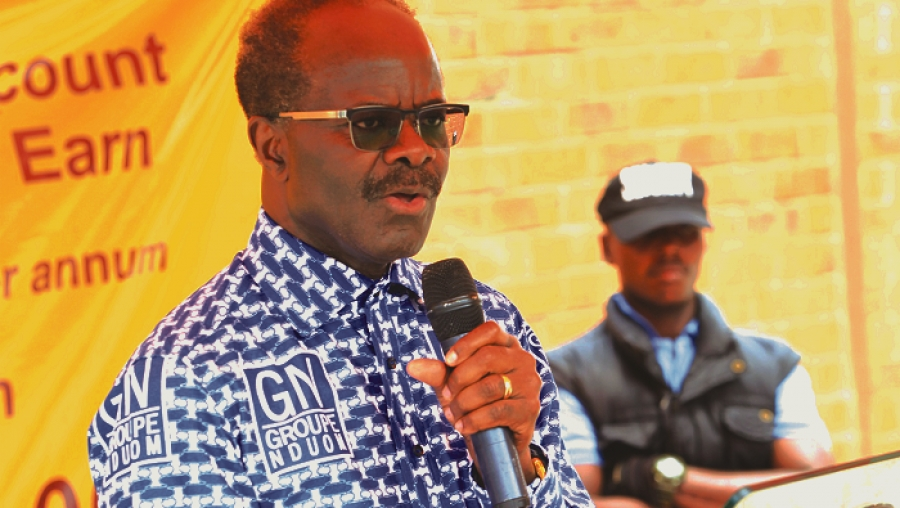 Ghana will overcome this economic challenge – Dr. Nduom