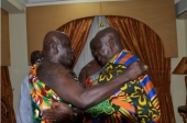 Otumfuo, Okyenhene in historic meeting