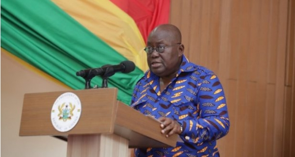 Ghana has not offered a military base to US - Prez Akufo-Addo
