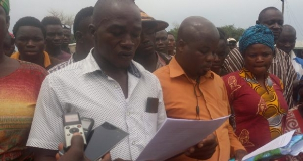 Allow Aviation Ministry to find site for airstrip – Sherigu residents