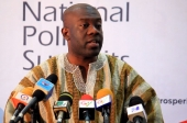 Kojo Oppong Nkrumah 'youngest Minister' in Ghana turns 37 years today