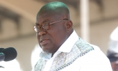 Ghana:Akufo-Addo honours Paa Grant with sea defence wall for Axim