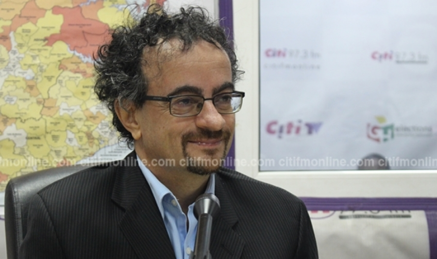 'I don't engage in personal insults' – Jon Benjamin