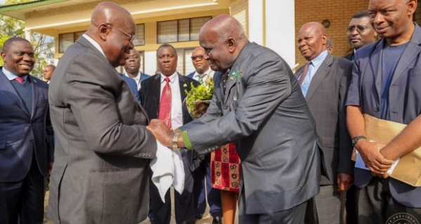 You'll make a huge difference in Africa – Kenneth Kaunda to Nana Addo
