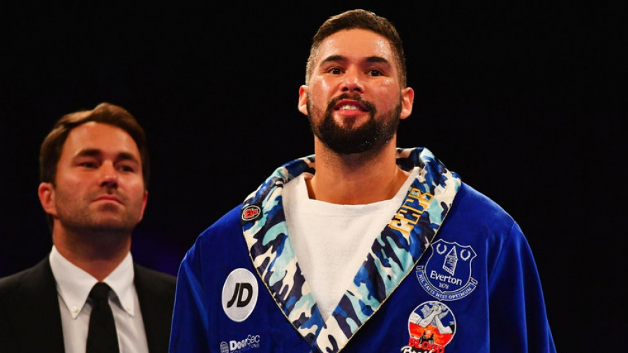 Tony Bellew has met with Joseph Parker and hopes to challenge the WBO champion in the future