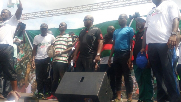 God made NDC lose power for Ghanaians to appreciate our good works – Mahama