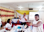 150 SHS matrons attend food safety training