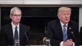 Trump says Apple will build three 'big' new plants in US