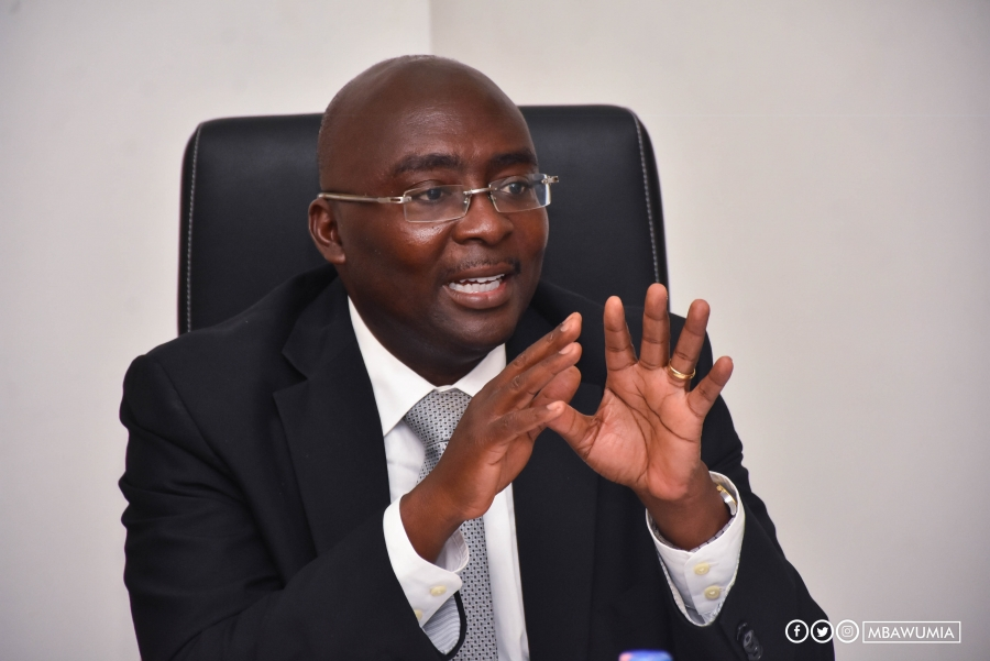 Bawumia confident of improved financial services sector as Direct Savings and Loans launches