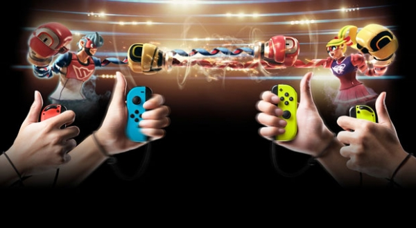 'Arms' Could Help Nintendo Fight Its Way Back Into the Ring