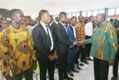 Veep outlines measures to push Ghana Beyond Aid agenda