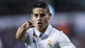 Bayern Munich sign James Rodriguez from Real Madrid on a two-year loan deal