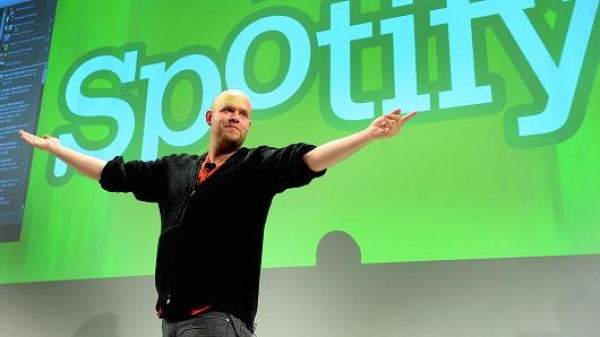Most of Spotify's investors can cash out at any time