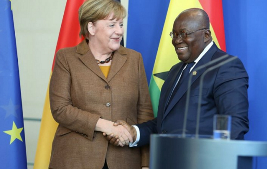 Ghana backs Germany for UN Security Council seat