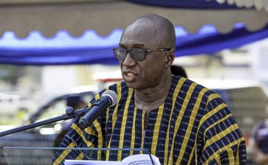 We are working hard to make Ghana a secure place - Ambrose Dery