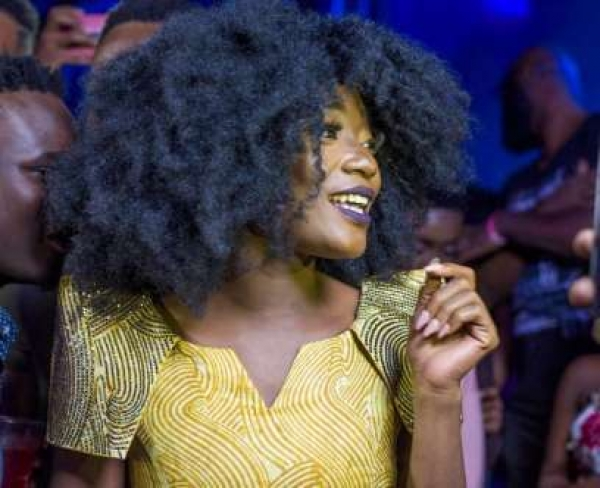 I love doggy style better- Efya