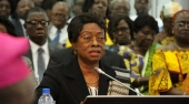 Sophia Akuffo approved as Ghana's new Chief Justice