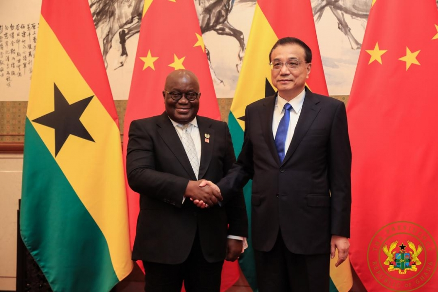 "Ghana:""Forging relations with China not uniquely Ghanaian or African"" – President Akufo-Addo"