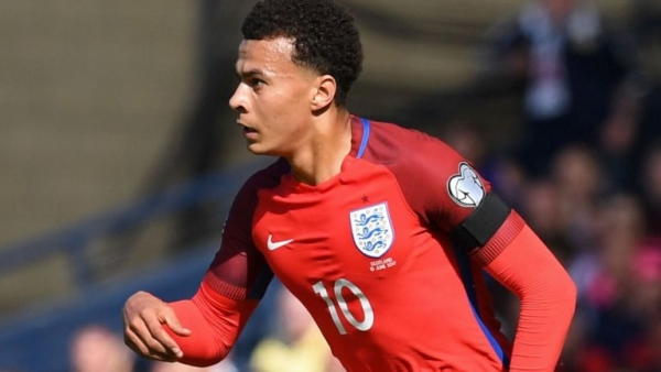 Dele Alli can be England's Zinedine Zidane, says Gerard Houllier