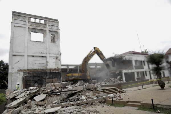 CHRAJ illegally demolished Old Parliament House – AMA