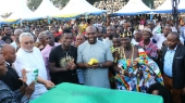 Rawlings commissions Asamoah Gyan Sports Complex