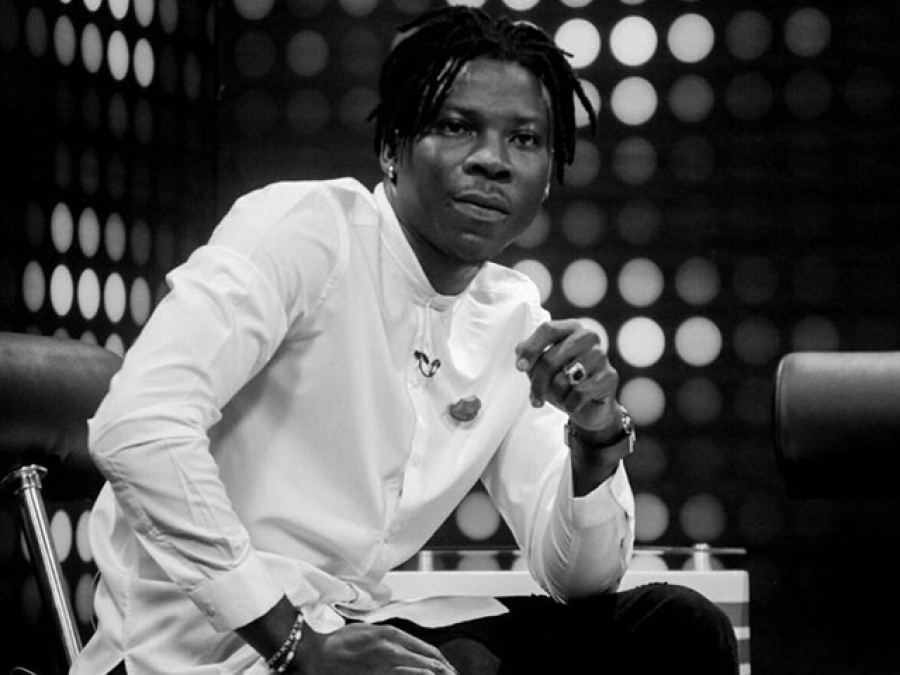 Stonebwoy in search for US act who strikes his interest to work with