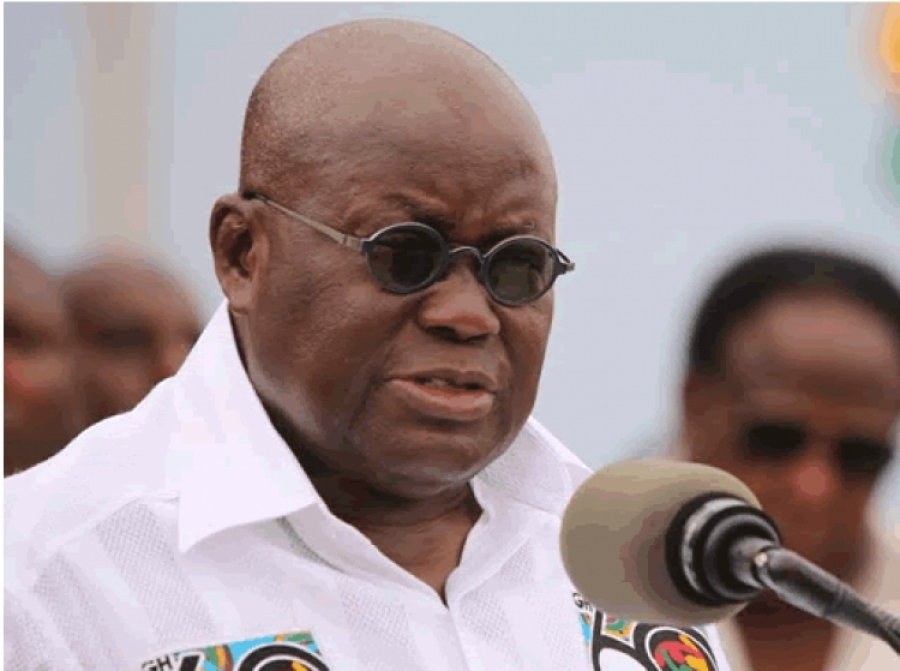 Citizen petitions Prez. Akufo-Addo to remove Chief Justice