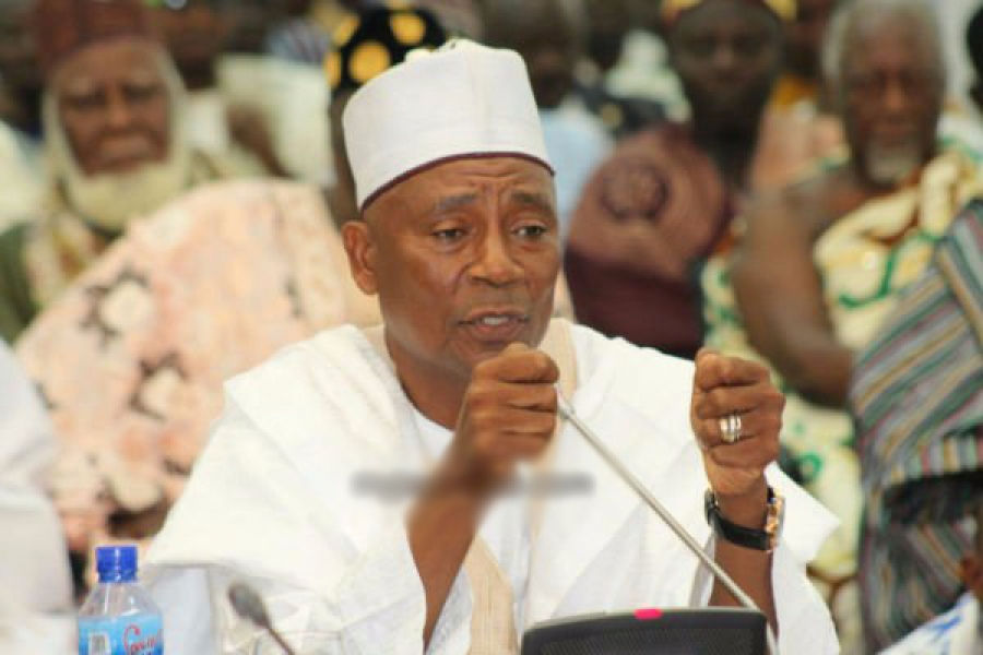 Zongo Dev't Ministry not to woo gullible voters - Boniface Abubakar