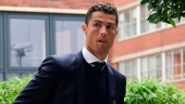 Cristiano Ronaldo appears in court on tax charges