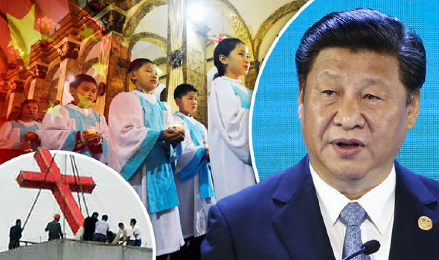 China bans Christian summer camps and Sunday schools